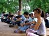 01-Marta ha estado participando en las movilizaciones del 15-M