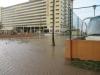 zona-inundada-en-calle-1era-y-cero-edificio-sierra-maestra-al-fondo