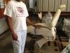 Dental Chairs and Dental Digital X Ray machine.