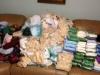 Algunas de las donaciones que estan destinadas a la visita de Pink to Pink a Cuba en Octubre, que estan en riesgo de no llegar,