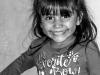 Nina en el orfanato de Nogales, Mexico