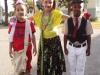 7- Meñique, Don Pomposo y la Bailarina española (personajes de la Edad de oro)