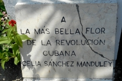 a-memorial-to-Celia-in-a-very-small-park-in-Pilón-3