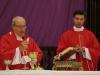 0003 El Cardenal Jaime Ortega oficiando la misa por el viernes santo.