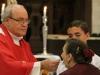 0004 El Cardenal Jaime Ortega oficiando la misa por el viernes santo.