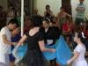 0024 Los participantes del grupo Pétalos de Amor en una  presentación de la Lic Beatriz Duque, de  Colombia