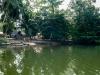 gallinas_005 Pequeña embarcación pesquera cerca de donde en aquellos tiempos estuvo el emporio de comercio de esclavos de Pedro Blanco.