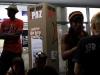 Simposio de artistas del hip hop cubano.  Foto: Jorge Luis Baños/IPS