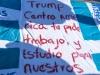 _Arte en el campamento de inmigrantes en la frontera de EE.UU. con México
