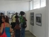 """The inauguration of """"Extase"""" in the Gallery """"Mariano Rodríguez""""."""