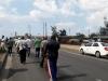 Caminata paralela de la Seguridad del Estado.