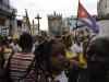 cobre-5 La procesión en honor a la Virgen de La Caridad del Cobre en La Habana.  Foto: Jorge Luis Baños/IPS