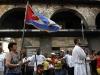 cobre-6 La procesión en honor a la Virgen de La Caridad del Cobre en La Habana.  Foto: Jorge Luis Baños/IPS