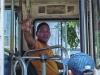 chofer de autobus en catia