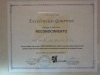 img_0036 Reconocimiento otorgado por excelencias gourmet