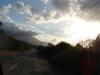 msd_00326 Adentrandonos en el municipio de Imías, aún se podía apreciar la salida del sol.