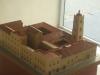 016-jpg Maqueta del convento de San Juan de Letrán, donde fue fundada la Real y Pontificia Universidad de La Habana