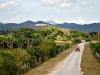 Se puede acceder al valle con facilidad, por carretera, desde Trinidad.