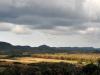 Las haciendas se establecieron en medio de hermosas mesetas y colinas.