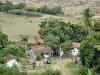 Casas de la localidad alrededor de Manaca Iznaga.