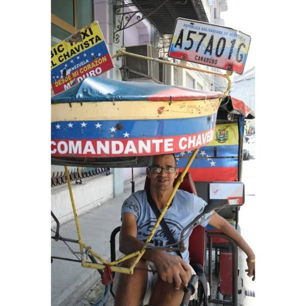 Chavez-supporter