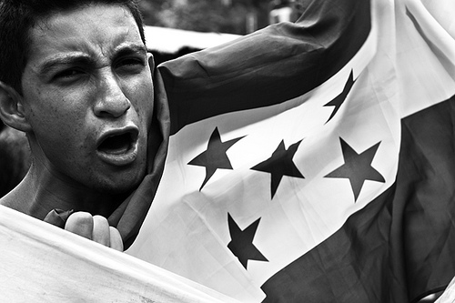 Crisis hondureño sigue sin solucion.  Photo: Delmer Membreño, Flickr