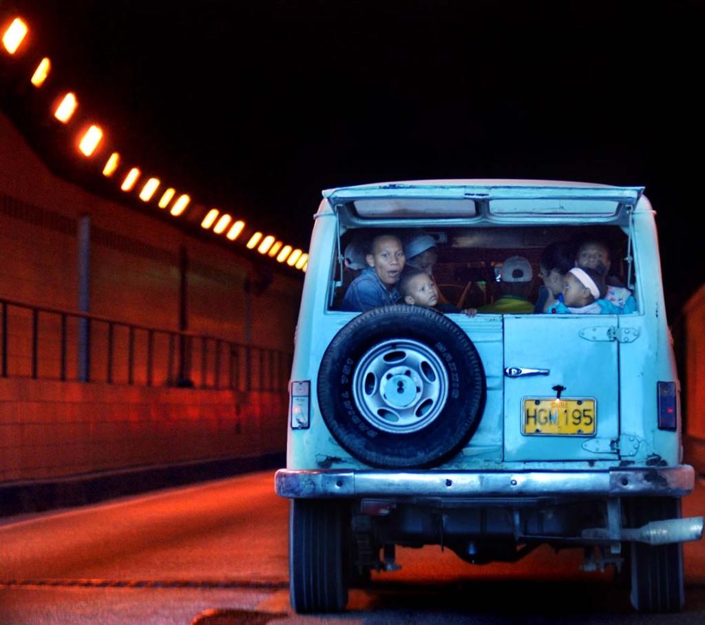 Túnel de la Bahia de la Habana. Photo:Caridad