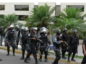 Honduras l3 de Oct. - Photo: Giorgio Trucchi, rel-UITA