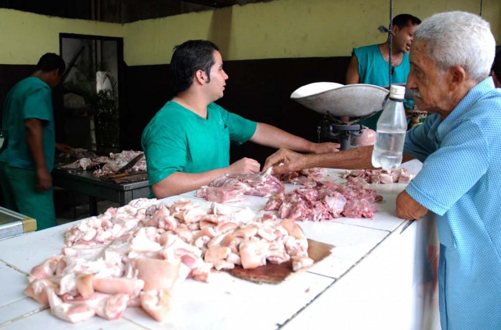 Agromercado - Photo: Caridad