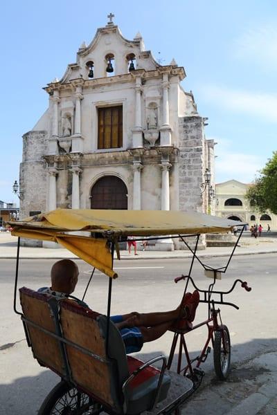 La iglesia de Paula. Foto: Juan Suárez