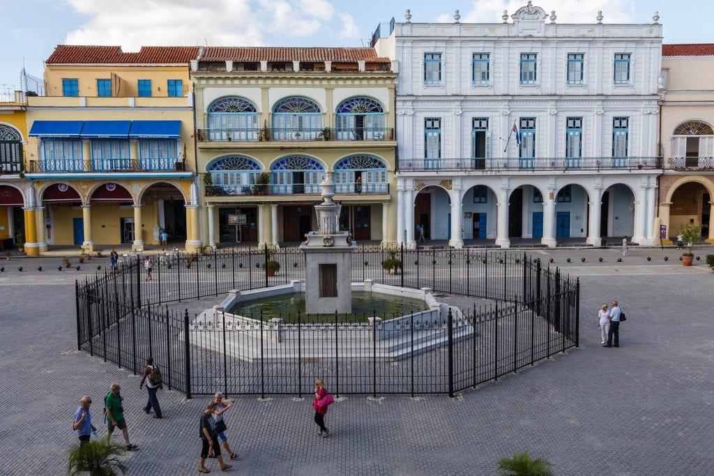 Plaza Vieja. foto: Juan Suárez