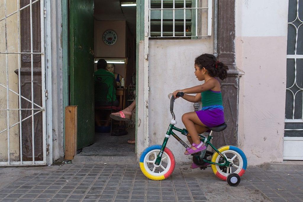 Trabajo de mama. Foto: Juan Suárez