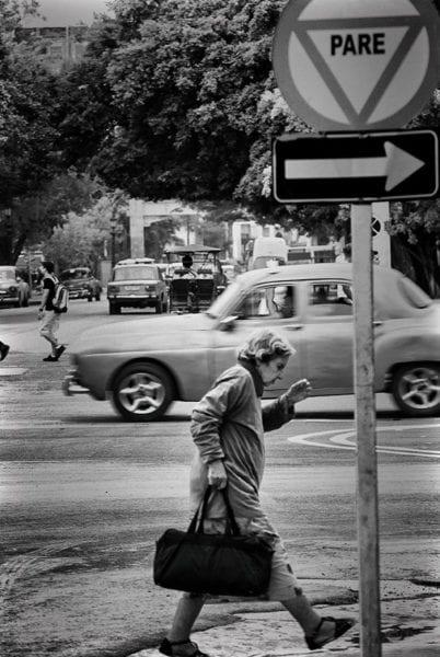 Foto en La Habana por Caridad.