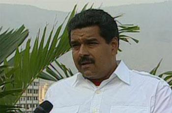 Nicolás Maduro, foto:telesurtv.net