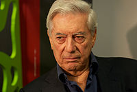 Mario Vargas Llosa.  Foto: wikipedia.org