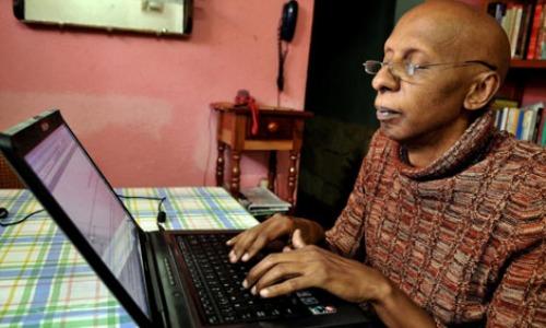 Guillermo Fariñas. Foto: forocomunista.com