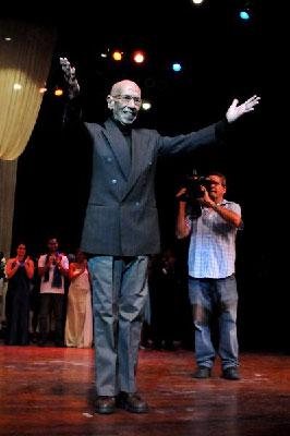 Juan Rodolfo Amán, Premio Nacional de Teatro 2013