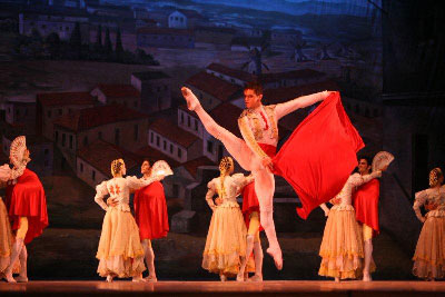 The magic of dance with the Cuban National Ballet.