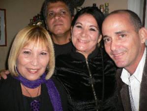 Barbara Rivero, Renecito de