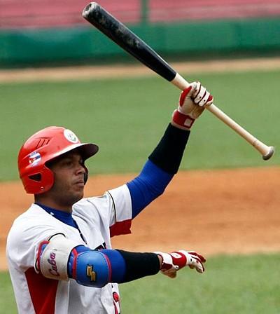El cuadrangular de Yadiel Hernández fue clave en el triunfo de Matanzas en el Juego #5 de la semifinal de Cuba ante Sancti Spíritus.
