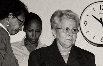 Gladys Bejerano está al frente de la Contraloría General, institución directamente vinculada al presidente que ha permitido un salto de calidad en la batalla contra la corrupción. Foto: Raquel Pérez