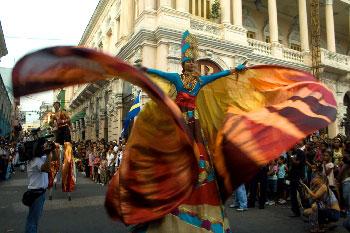 Fiesta del Fuego en el 2010. Foto: http://www.cubarte.cult.cu