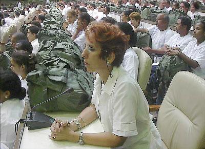 Los médicos de Cuba están dispuestos a trabajar en las zonas más pobres o apartadas. Foto: Raquel Pérez