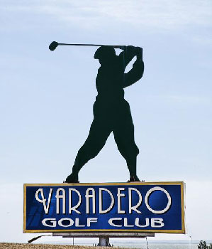 China, como el Reino Unido, quieren invertir en campos de golf para el turismo de en Cuba.