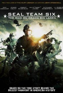 La pelicula Código Gerónimo: La caza de Bin Laden.