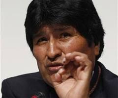 Evo Morales.  Foto: cubadebate.cu