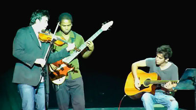 Trio de William Roblejo