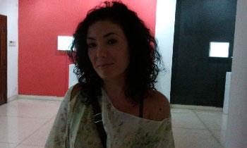 Yaima Pardo, directora de OFF_LINE