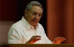 Raul Castro en el parlamento cubano. Foto: Ismael Francisco/Cubadebate.