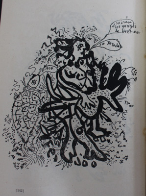 Dibujo de Samuel Feijóo
